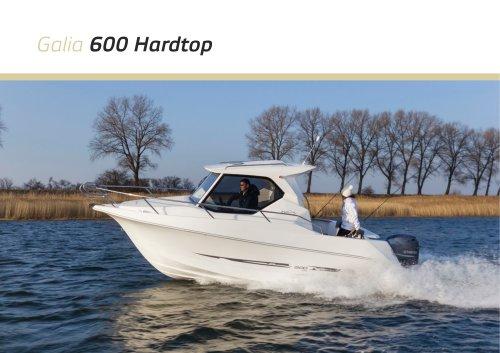 600 Hardtop