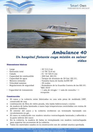 AMBULANCE 40