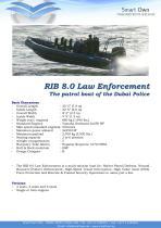 RIB 8.0 Law Enforcement