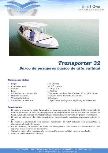 Transporter 32 - Español