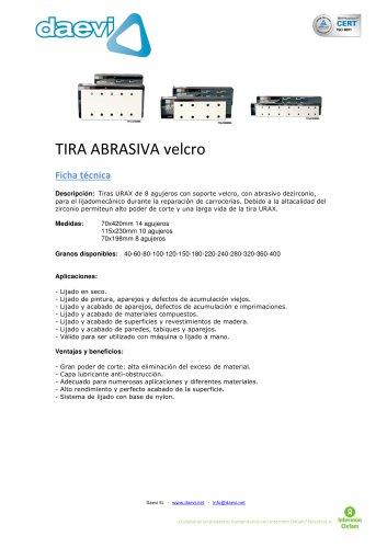 Tira Abrasiva TSAR