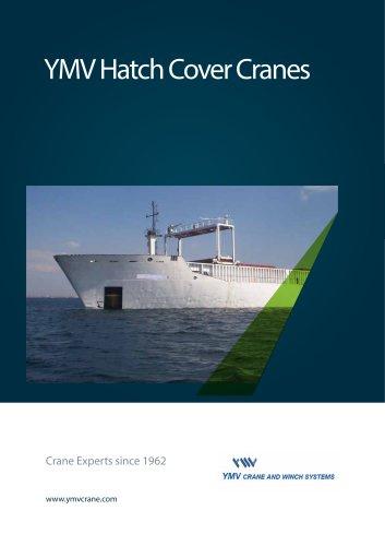 YMV Hatch Cover Crane Catalogue