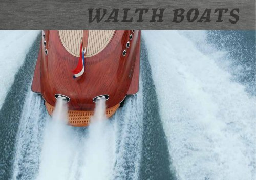 Walth boats
