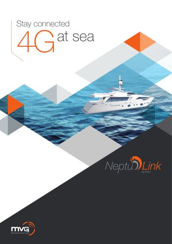 Stay Connected 4G at sea