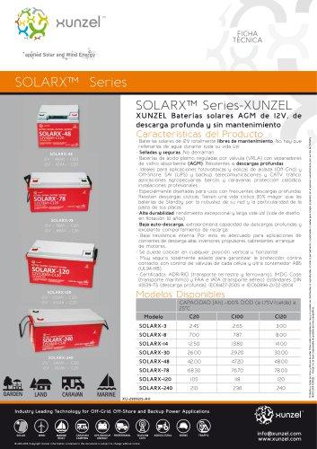 SOLARX™ Series