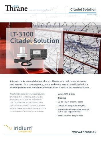 LT-3100 Citadel Solution